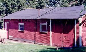 Ahaus Garage 1948